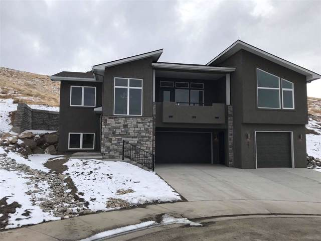 201 Secret Canyon Court, Grand Junction, CO 81503 (MLS #20200148) :: The Christi Reece Group
