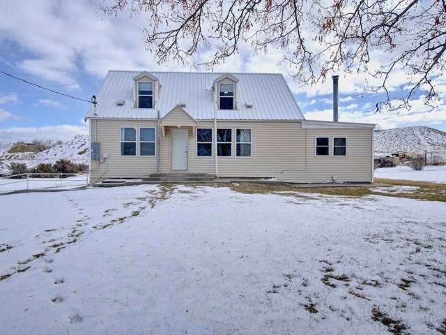 1760 10 Road, Mack, CO 81525 (MLS #20200160) :: The Grand Junction Group with Keller Williams Colorado West LLC