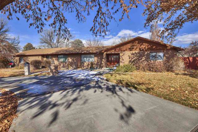2698 G 1/2 Road, Grand Junction, CO 81505 (MLS #20200164) :: The Christi Reece Group