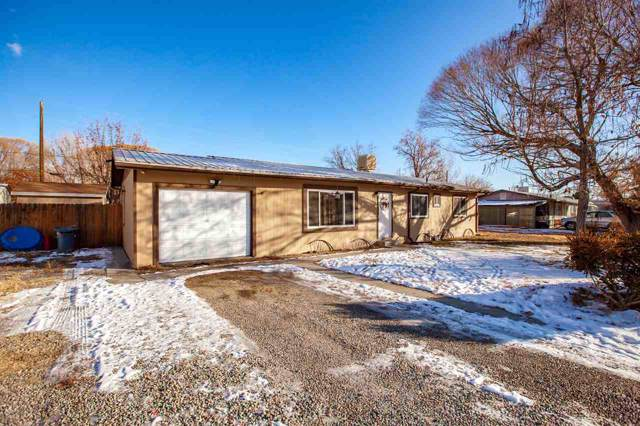 616 32 Road, Clifton, CO 81520 (MLS #20200167) :: The Christi Reece Group