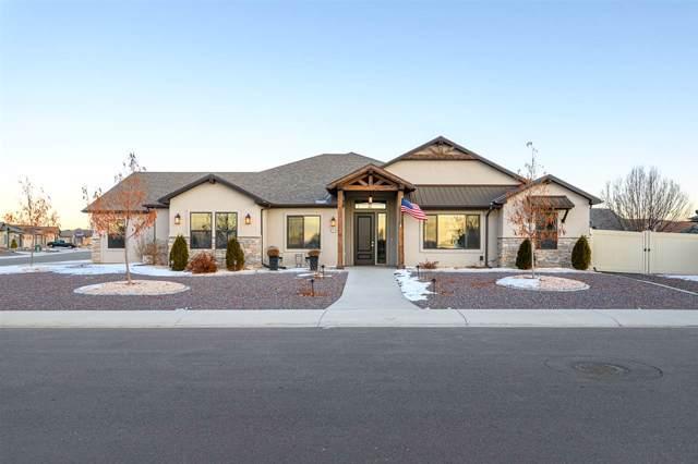 894 Kayenta Way, Fruita, CO 81521 (MLS #20200170) :: CapRock Real Estate, LLC
