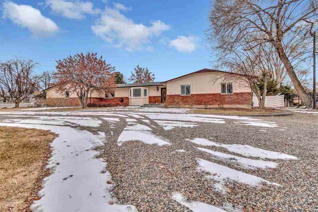 690 26 1/2 Road, Grand Junction, CO 81506 (MLS #20200179) :: The Christi Reece Group