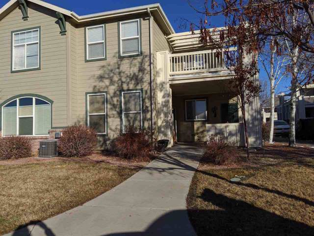 2491 Fountain Greens Place D1, Grand Junction, CO 81505 (MLS #20200193) :: CapRock Real Estate, LLC