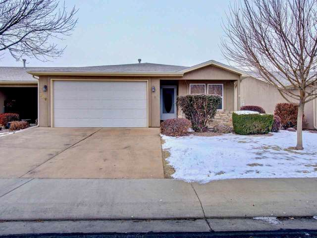 209 Frontier Street Unit B, Grand Junction, CO 81503 (MLS #20200199) :: The Grand Junction Group with Keller Williams Colorado West LLC