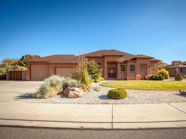 348 Canyon Rim Court, Grand Junction, CO 81507 (MLS #20200213) :: The Christi Reece Group