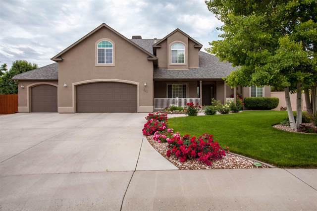 688 Long Rifle Road, Grand Junction, CO 81507 (MLS #20200216) :: CapRock Real Estate, LLC