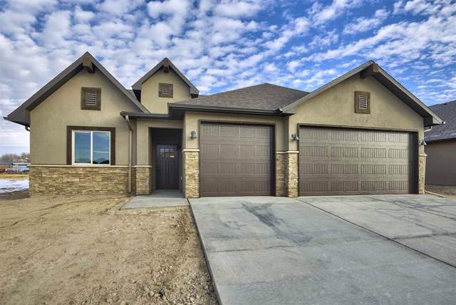 3128 Grama Avenue, Grand Junction, CO 81504 (MLS #20200222) :: The Danny Kuta Team
