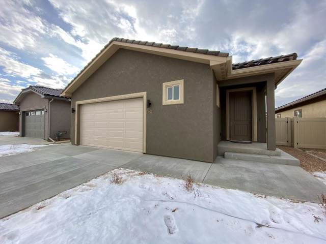 2843 Trevor Mesa Drive, Grand Junction, CO 81503 (MLS #20200225) :: CapRock Real Estate, LLC