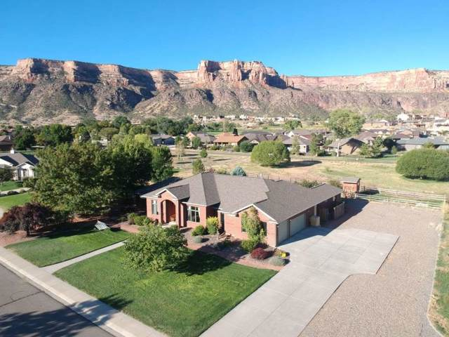 499 Desert Hill Court, Grand Junction, CO 81507 (MLS #20200226) :: The Christi Reece Group