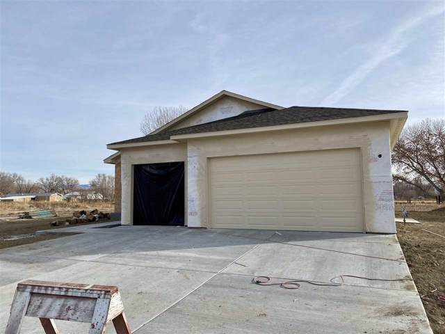 8040 Hudson Street, Delta, CO 81416 (MLS #20200231) :: CapRock Real Estate, LLC