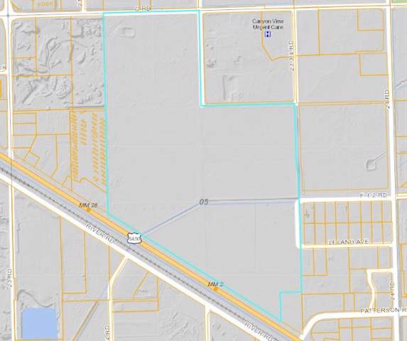 TBD G Road, Grand Junction, CO 81505 (MLS #20200232) :: The Christi Reece Group