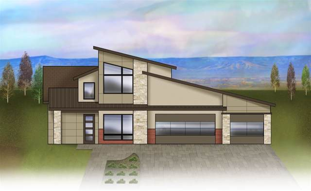 2536 Woody Creek Drive, Grand Junction, CO 81505 (MLS #20200233) :: The Christi Reece Group