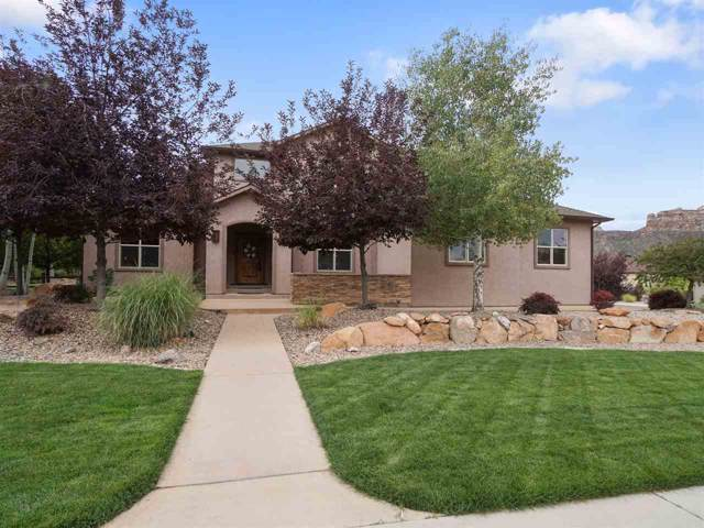 2211 Desert Varnish Court, Grand Junction, CO 81507 (MLS #20200234) :: The Christi Reece Group