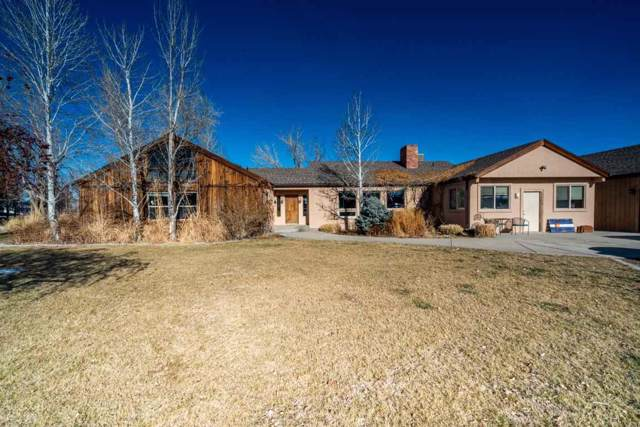 2327 E 1/2 Road, Grand Junction, CO 81507 (MLS #20200240) :: The Christi Reece Group
