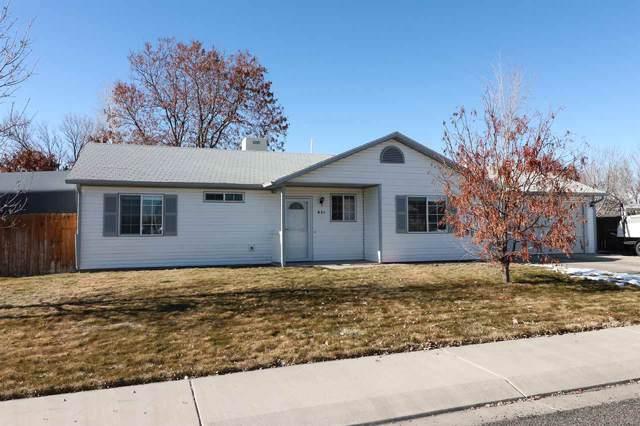 631 Taurus Avenue, Fruita, CO 81521 (MLS #20200242) :: CapRock Real Estate, LLC