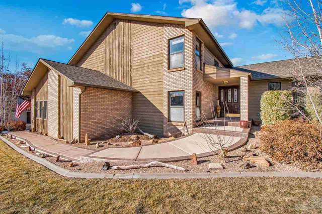 2680 G 1/2 Road, Grand Junction, CO 81506 (MLS #20200243) :: The Christi Reece Group