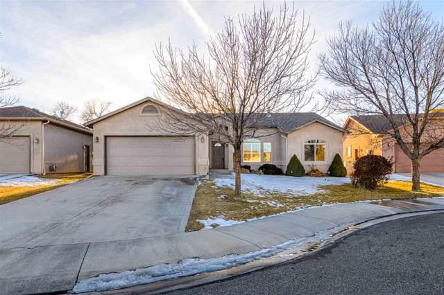 2123 Monarch Point, Grand Junction, CO 81507 (MLS #20200244) :: CapRock Real Estate, LLC