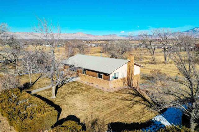 2970 A 1/2 Road, Grand Junction, CO 81503 (MLS #20200246) :: The Christi Reece Group