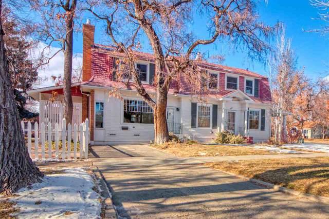 625 N 11th Street, Grand Junction, CO 81501 (MLS #20200249) :: CapRock Real Estate, LLC