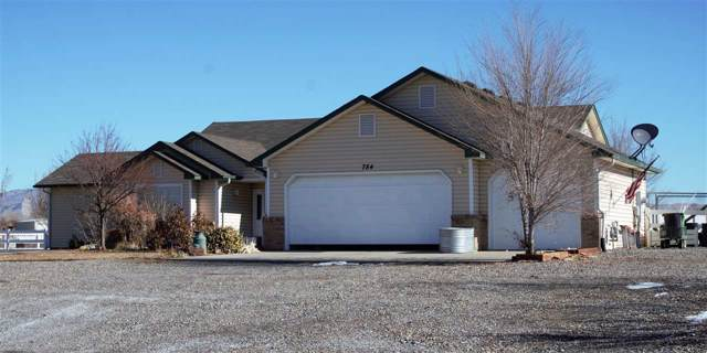 784 Foxfire Court, Grand Junction, CO 81505 (MLS #20200253) :: Western Slope Real Estate