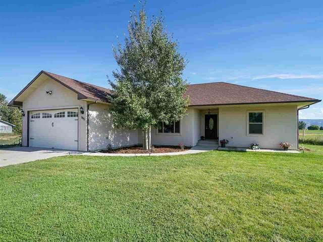 1815 N 1/2 Road, Fruita, CO 81521 (MLS #20200255) :: CapRock Real Estate, LLC