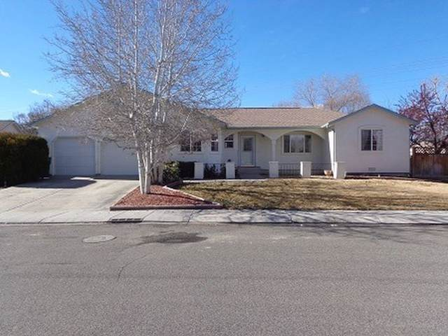841 E Yucatan Court, Grand Junction, CO 81506 (MLS #20200260) :: Western Slope Real Estate