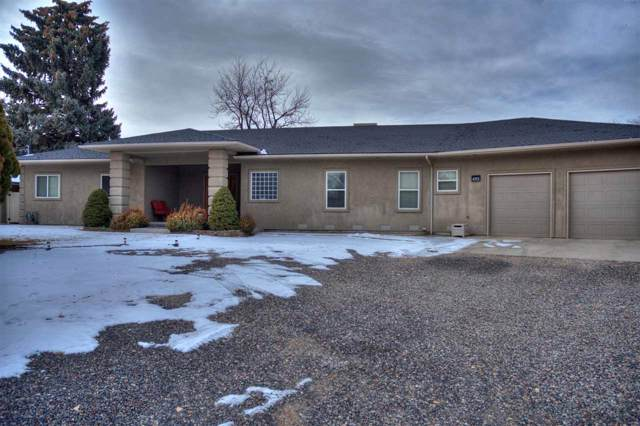 495 Vallejo Drive, Grand Junction, CO 81507 (MLS #20200269) :: The Christi Reece Group