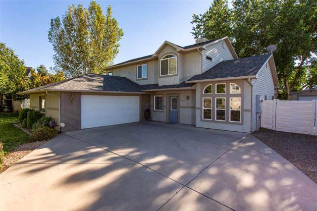 2867 Marble Court, Grand Junction, CO 81503 (MLS #20200270) :: The Christi Reece Group