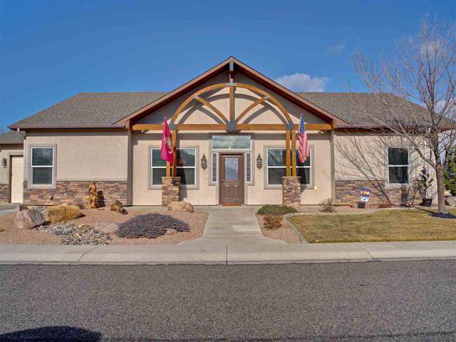 245 Mason Ridge Drive, Grand Junction, CO 81503 (MLS #20200274) :: The Christi Reece Group