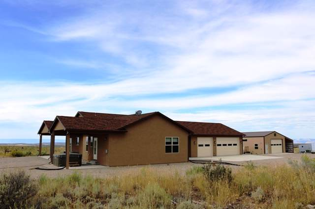 4475 Griffith Lane, Glade Park, CO 81523 (MLS #20200283) :: The Grand Junction Group with Keller Williams Colorado West LLC