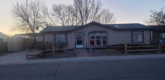 445 1/2 Florence Road, Grand Junction, CO 81504 (MLS #20200297) :: The Christi Reece Group