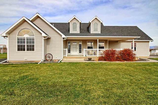 1372 M 1/4 Road, Loma, CO 81524 (MLS #20200308) :: The Christi Reece Group