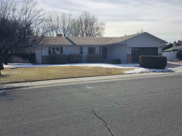 2707 Del Mar Drive, Grand Junction, CO 81506 (MLS #20200317) :: The Christi Reece Group