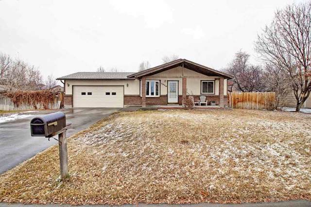 3090 Bookcliff Drive, Grand Junction, CO 81504 (MLS #20200322) :: The Christi Reece Group