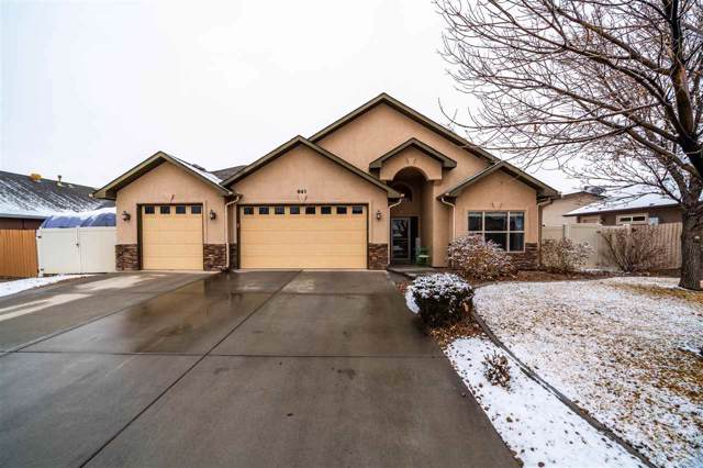 641 Celestite Drive, Fruita, CO 81521 (MLS #20200330) :: The Grand Junction Group with Keller Williams Colorado West LLC