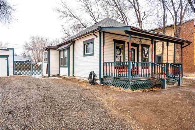 1460 Main Street, Grand Junction, CO 81501 (MLS #20200337) :: The Christi Reece Group