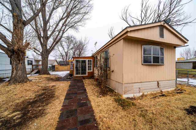 2958 Parkway Drive, Grand Junction, CO 81504 (MLS #20200338) :: The Christi Reece Group