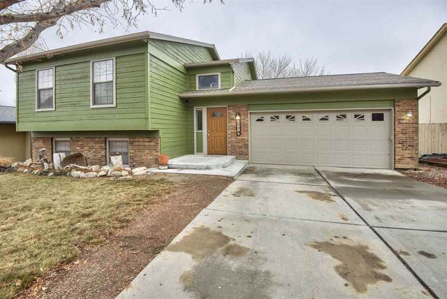 388 1/2 Hill View Drive, Grand Junction, CO 81507 (MLS #20200352) :: The Grand Junction Group with Keller Williams Colorado West LLC