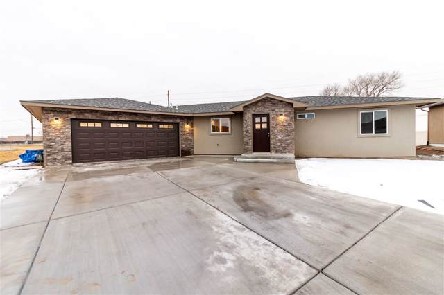 450 Arenosa Street, Grand Junction, CO 81504 (MLS #20200354) :: The Grand Junction Group with Keller Williams Colorado West LLC