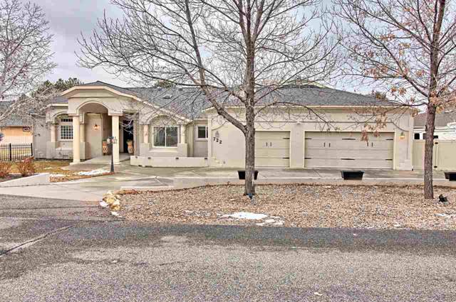 722 Pacific Drive, Grand Junction, CO 81506 (MLS #20200355) :: The Grand Junction Group with Keller Williams Colorado West LLC