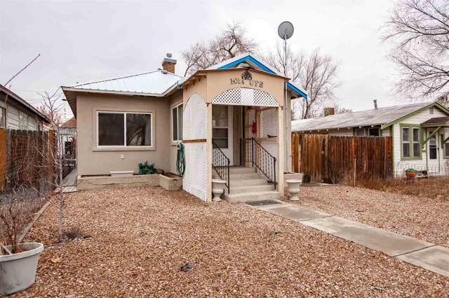 1014 Ute Avenue, Grand Junction, CO 81501 (MLS #20200364) :: The Christi Reece Group