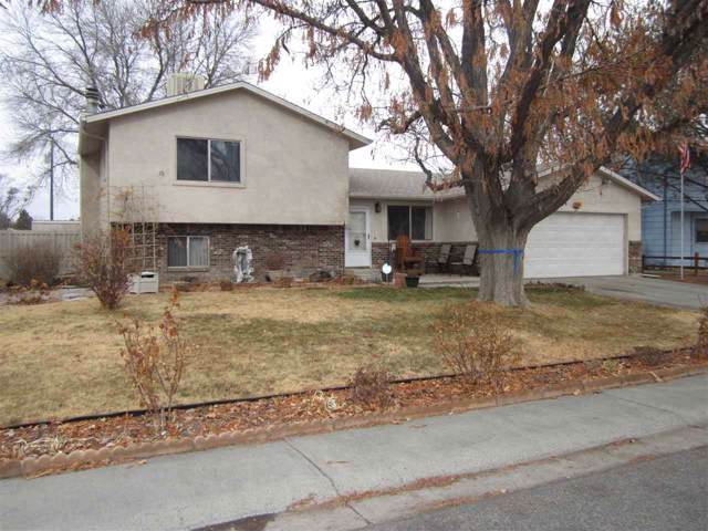 2904 Hermosa Court, Grand Junction, CO 81504 (MLS #20200367) :: The Grand Junction Group with Keller Williams Colorado West LLC