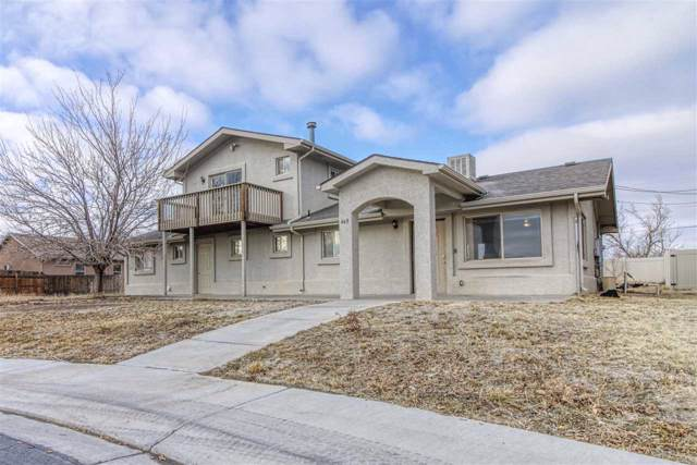 449 Donogal Drive, Grand Junction, CO 81504 (MLS #20200369) :: The Grand Junction Group with Keller Williams Colorado West LLC