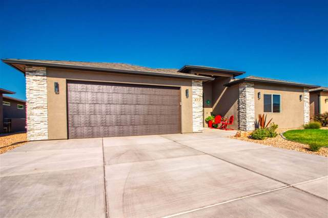 877 Spring Crossing, Grand Junction, CO 81506 (MLS #20200371) :: The Christi Reece Group
