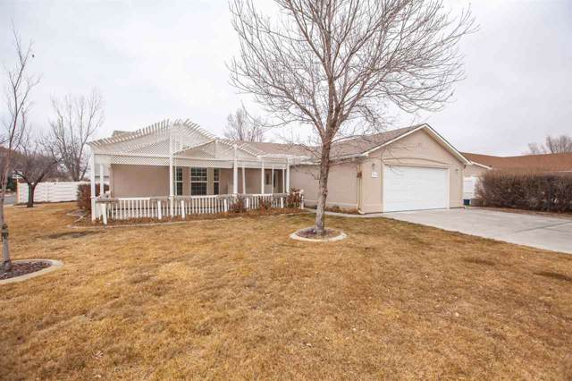 527 Hall Street, Fruita, CO 81521 (MLS #20200386) :: The Grand Junction Group with Keller Williams Colorado West LLC