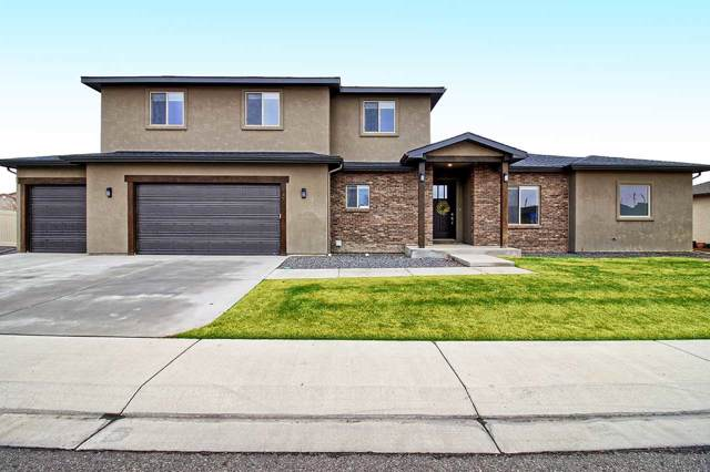 747 Lab Court, Grand Junction, CO 81505 (MLS #20200388) :: The Christi Reece Group