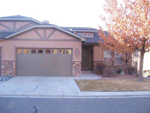 335 Cliff View Drive, Grand Junction, CO 81507 (MLS #20200389) :: The Grand Junction Group with Keller Williams Colorado West LLC