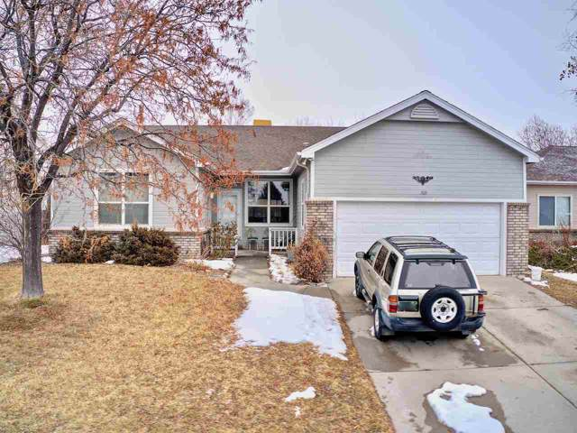 305 Ponderosa Circle, Parachute, CO 81635 (MLS #20200396) :: The Grand Junction Group with Keller Williams Colorado West LLC