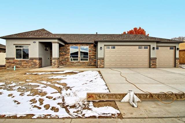 3152 Saddle Gulch Drive, Grand Junction, CO 81504 (MLS #20200401) :: The Danny Kuta Team