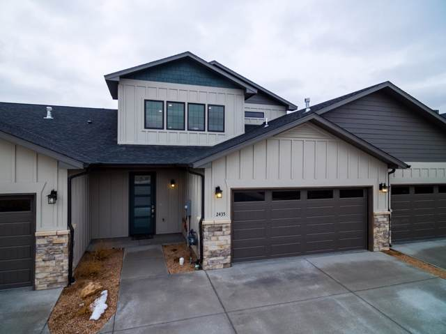 2435 Brickyard Court, Grand Junction, CO 81501 (MLS #20200410) :: The Danny Kuta Team